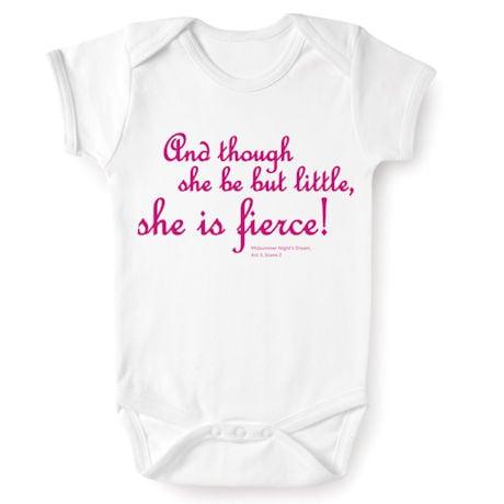 Little But Fierce Shirts