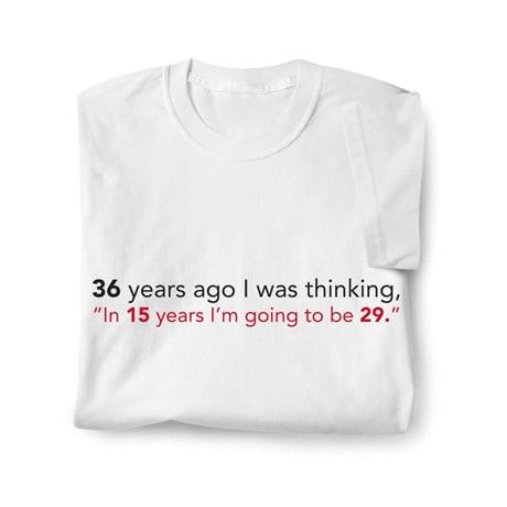 Personalized Make Them Do The Math Shirt