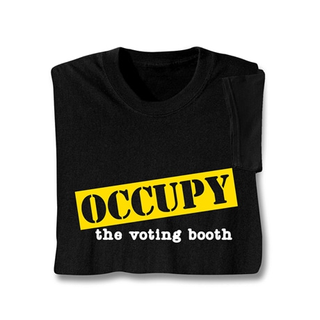 Personalized 'Occupy' Shirt Or Snapsuit
