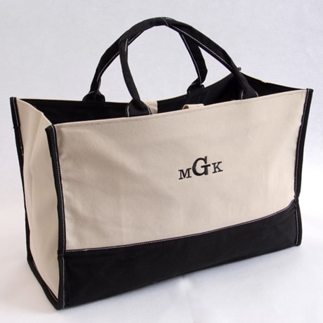 Personalized City Tote Bag