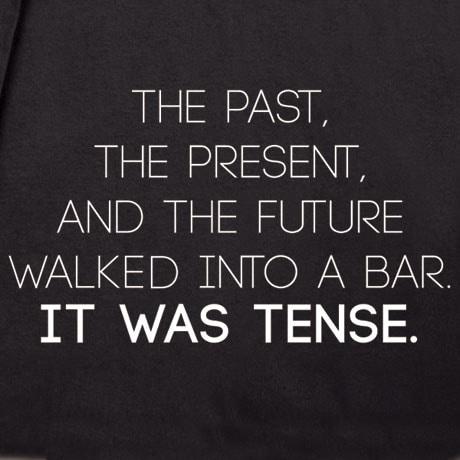 Tense Shirts