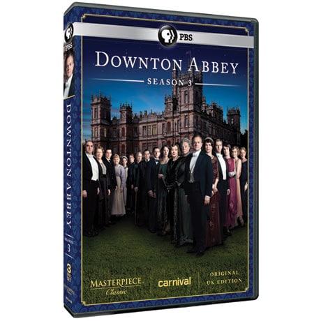 Downton Abbey: Season 3 DVD