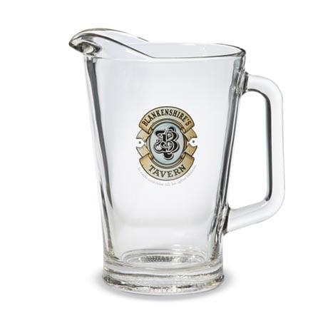 Personalized Latin Tavern Pitcher