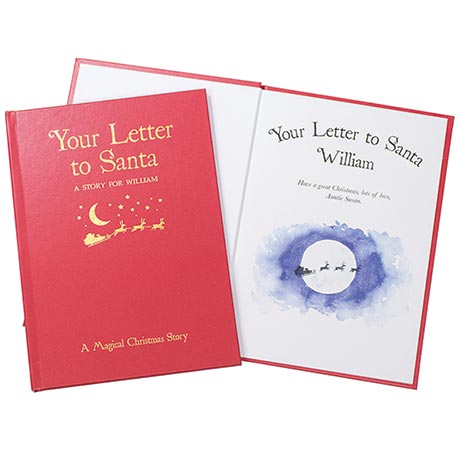 Personalized Children's Books - Your Letter To Santa