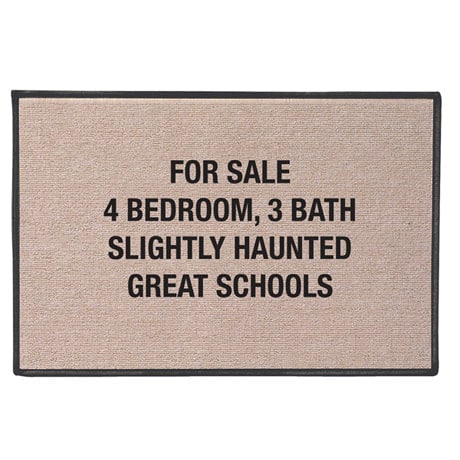 Your One-Of-A-Kind Doormat