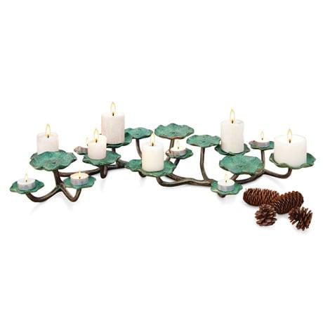 Blossoms Candleholder