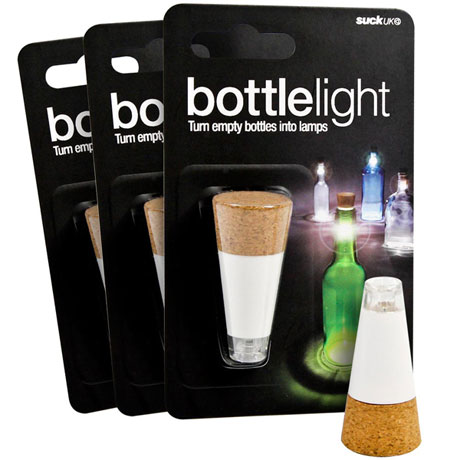 LED Cork Bottle Light