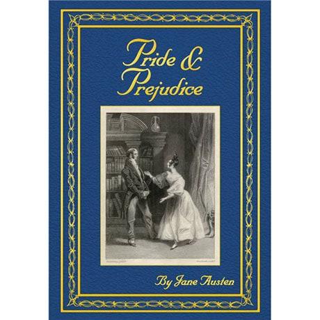 Personalized Literary Classics - Pride & Prejudice