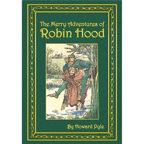 Personalized Literary Classics - The Merry Adventures of Robin Hood