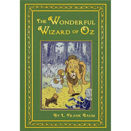 Personalized Literary Classics - The Wonderful Wizard of Oz