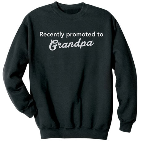 Personalized Recently Promoted To T-Shirt