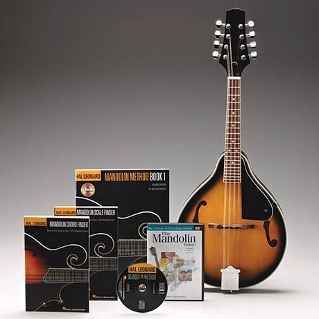Hal Leonard Mandolin Instruction Kit