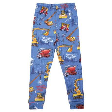 Goodnight, Goodnight Construction Site Pajamas