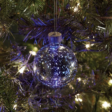 Mercury Glass Ornament - Small