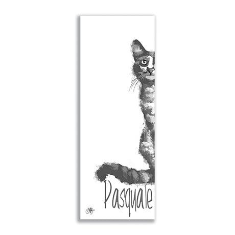Personalized Cat Plaque