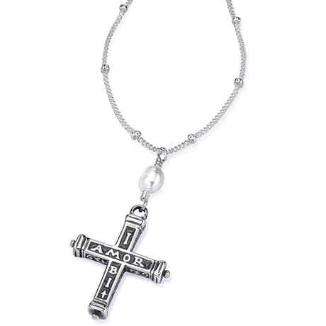 Where Faith There's Love Necklace