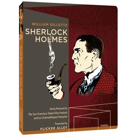 Sherlock Holmes 1916 DVD/Blu-ray Combo