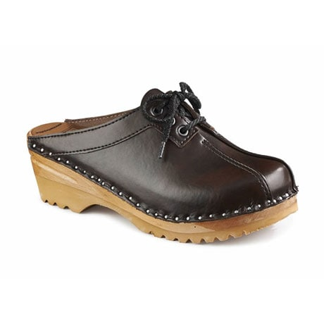 Troentorp Audubon Lace Up Clog