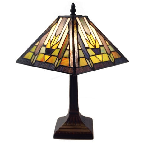 Arts and Crafts Accent Lamp