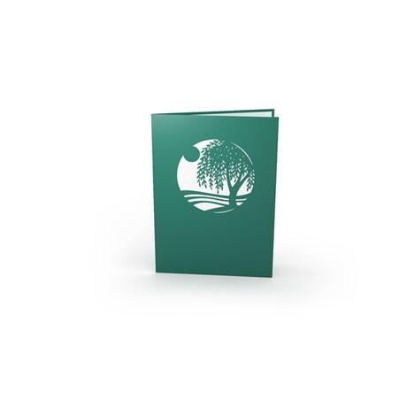 Willow Tree Lovepop Card