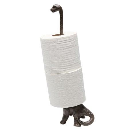 Dinosaur Paper Holder