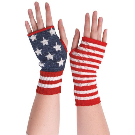 Americana Recycled Cotton Hand Warmers