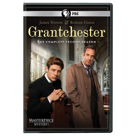 Grantchester Season 2 DVD or Blu-ray