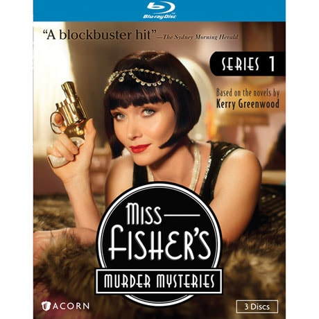 Miss Fisher's Murder Mysteries Series 1
