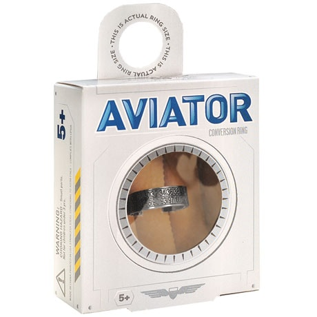 Aviator Temperature Conversion Ring