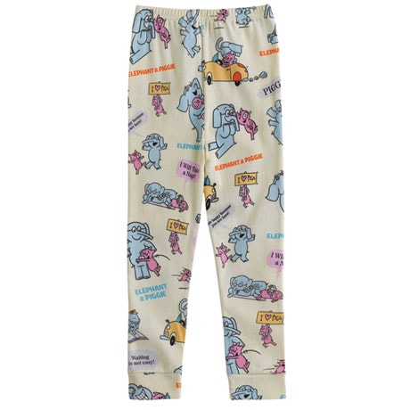 Elephant and Piggie Pajamas