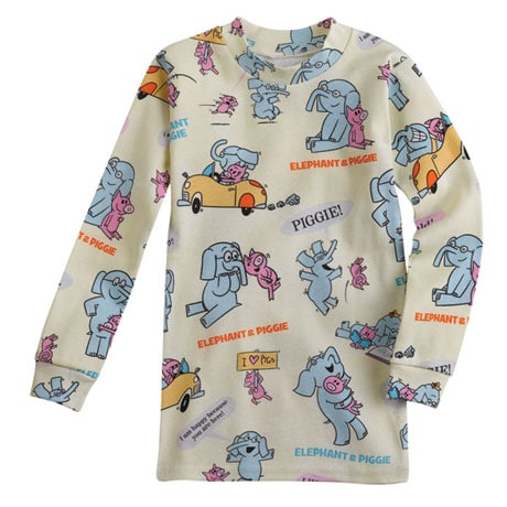 Elephant and Piggie Pajamas
