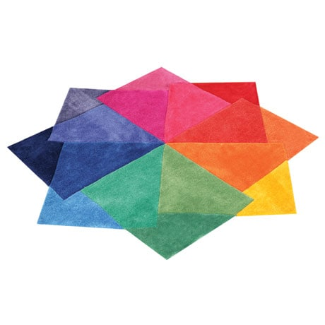 Color Spectrum Rug