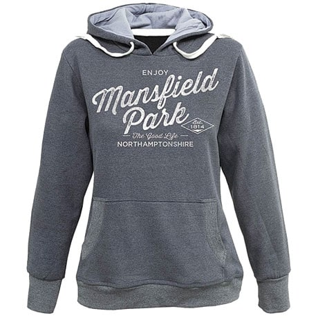 Mansfield Park Hooded Sweatshirt