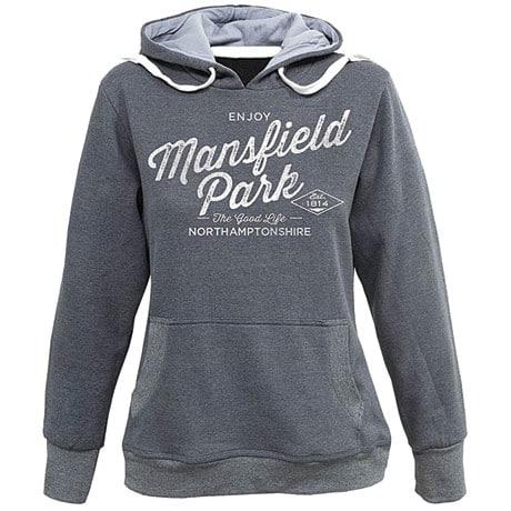 Mansfield Park Hooded Sweatshirt