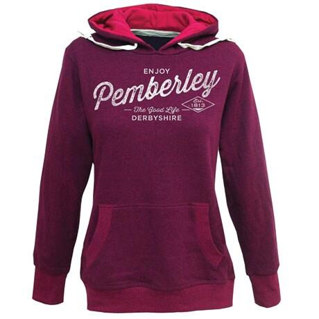 Pemberley Hooded Sweatshirt