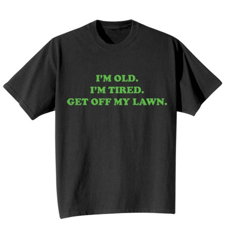 Curmudgeon Shirts