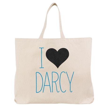 I (heart) Darcy Tote