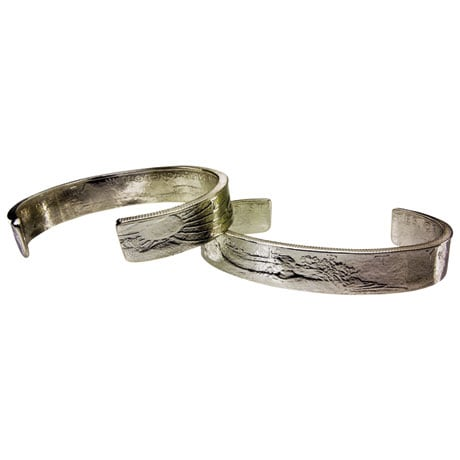 Silver Ounce Bracelet