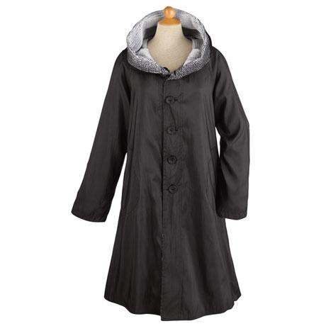 Skyline Reversible Raincoat
