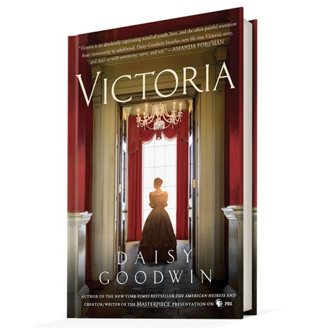 Victoria: A Novel of a Young Queen - Unsigned