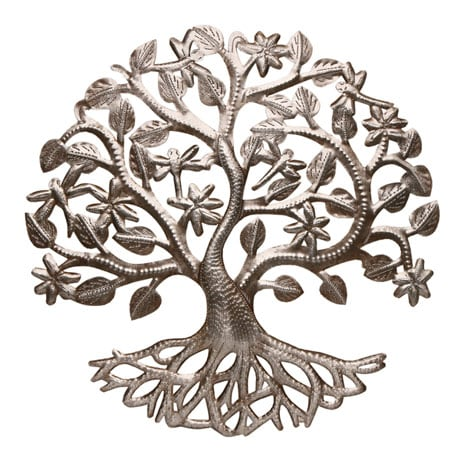 Dragonfly Tree of Life Wall Art