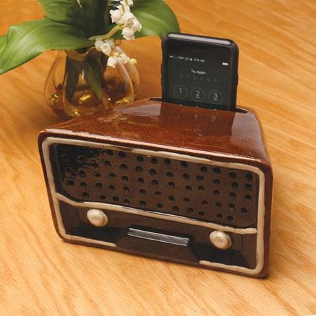Ceramic Smartphone Speaker