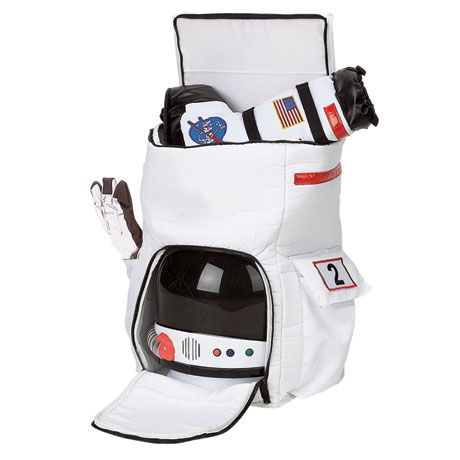 Personalized Astronaut Back Pack