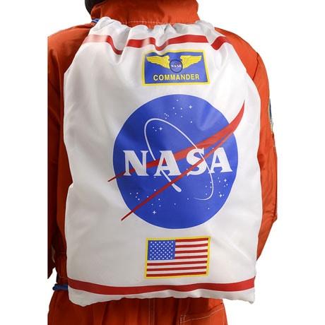 Astronaut Drawstring Back Pack