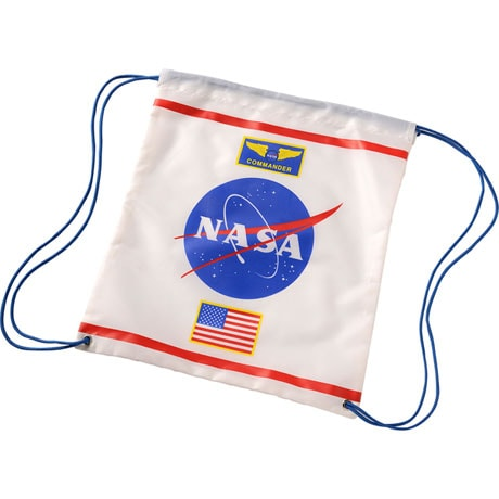 Astronaut Drawstring Back Pack