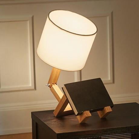 Louie the Lamp