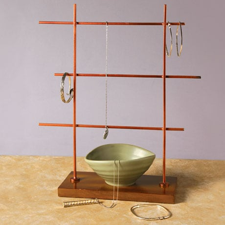 Zen Jewelry Stand