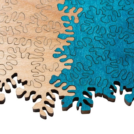 Infinity Jigsaw Puzzle - Endless Never Ending Abstract Design