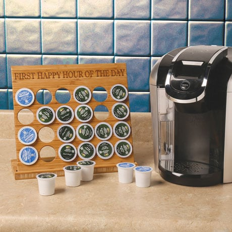 Personalized K-Cups Holder