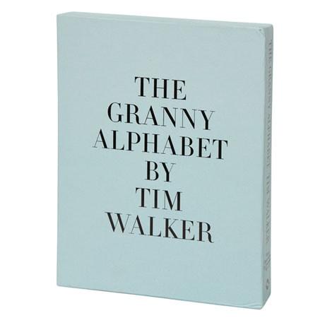 The Granny Alphabet Book Set